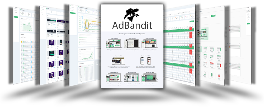 Build Your Own Advertising Empire With AdBandit